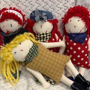 Handmade Dolls Canadiana 🇨🇦 ❤️